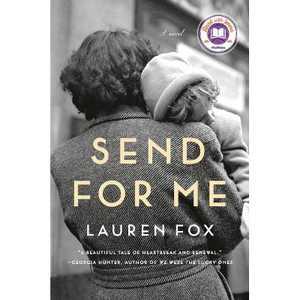 Send for Me - by Lauren Fox (Hardcover)