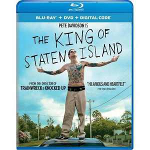 The King of Staten Island (Blu-ray + DVD + Digital)