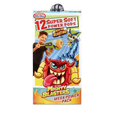 Little Tikes My First Mighty Blasters - Mega Power Pack