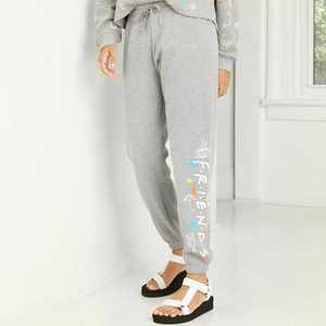 Women's Friends Jogger Pants - Gray
