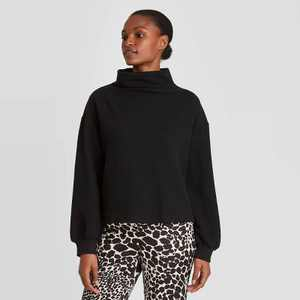 Women's Balloon Sleeve Sweatshirt - Who What Wear