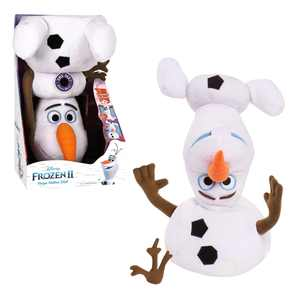 Disneys Frozen 2 Shape Shifter Olaf Plush, Plush Animated, Ages 3 Up, by Just Play