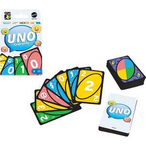UNO Iconic 2010's Card Game