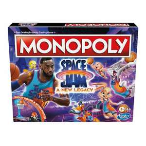 Monopoly Game: Space Jam: A New Legacy Edition