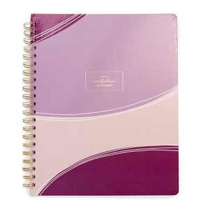 2021 Spiral Planner Weekly Multicolored Foil - russell+hazel