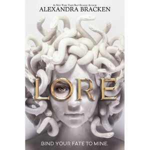 Lore - by Alexandra Bracken (Hardcover)
