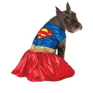 DC Comics Supergirl Pet Costume