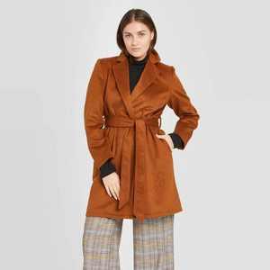 Women's Overcoat - A New Day