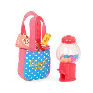 """Our Generation Retro Gumball Machine for 18"""" Dolls - Treats & Sweets"""