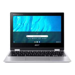 """Acer 11.6"""" Touchscreen Convertible Spin 311 Chromebook Laptop, 32GB storage, Silver (CP311-3H-K23X)"""