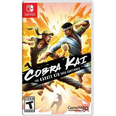 Cobra Kai - Nintendo Switch