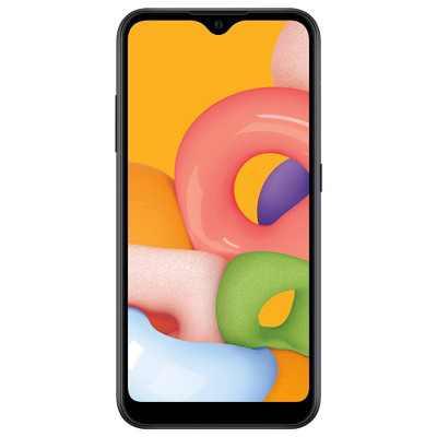 Total Wireless Prepaid Samsung A01 (16GB) - Black
