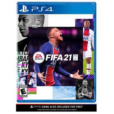 FIFA 21 - PlayStation 4/5