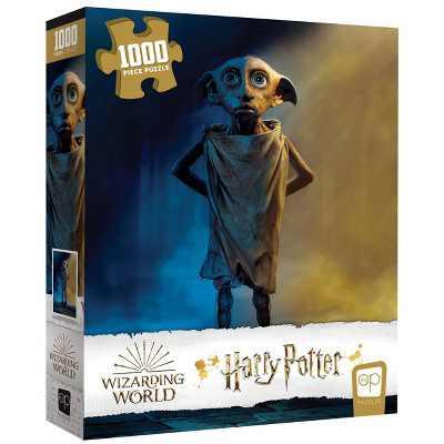 USAopoly Harry Potter: Dobby Jigsaw Puzzle - 1000pc