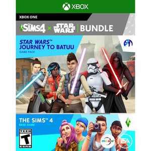 The Sims 4 + Star Wars Journey to Batuu Bundle - Xbox One