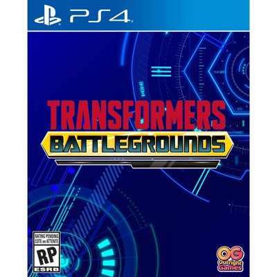 Transformers: Battlegrounds - PlayStation 4