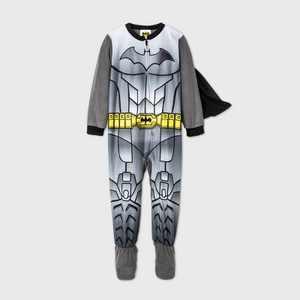 Toddler Boys' Batman Union Suit