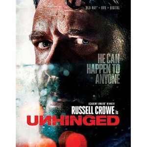 Unhinged (Blu-ray + DVD + Digital)