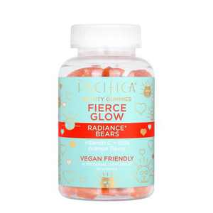 Pacifica Fierce Glow Beauty Gummies - 60ct