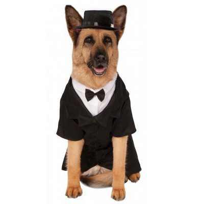 Rubie's Big Dapper Dog Pet Costume