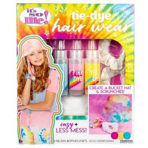 Tie-Dye Hair Wear Kit - It's So Me