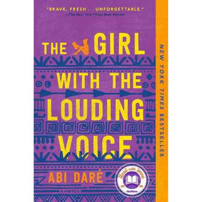 The Girl with the Louding Voice - by Abi Daré (Paperback)