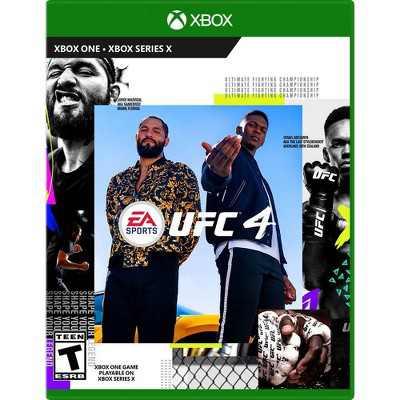 UFC 4 - Xbox One/Series X