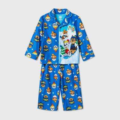 Toddler Boys' PAW Patrol Pajama Set - Blue