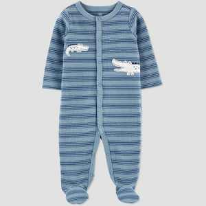 Baby Boys' Gator Sleep N' Play - Just One You® made by carter's Blue Newborn