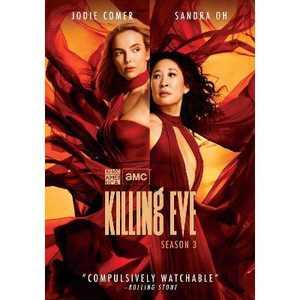 Killing Eve Season 3 (DVD)