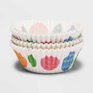 75ct Paper Eggs Baking Cups - Spritz™