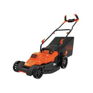Black & Decker BEMW482BH 12 Amp/ 17 in. Electric Lawn Mower with Comfort Grip Handle