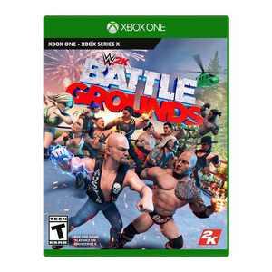 WWE 2K Battlegrounds - Xbox One