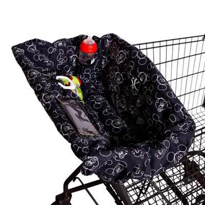 Disney Baby by J.L. Childress Shopping Cart and High Chair Cover Mickey