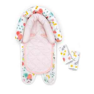 Go by Goldbug Duo Head Support - Floral