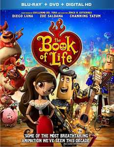 The Book of life (Blu-ray + DVD + Digital)