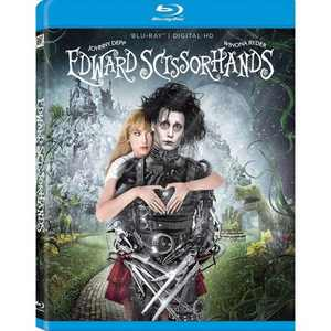 Edward Scissors 25th Anniversary Edition (Blu-ray + Digital)