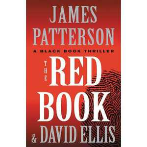 The Red Book - (A Black Book Thriller) by James Patterson (Hardcover)