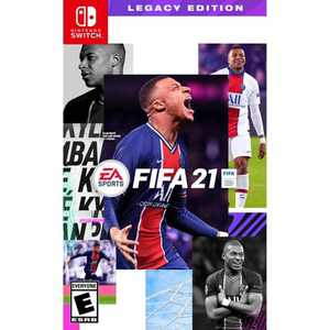 FIFA 21: Legacy Edition - Nintendo Switch