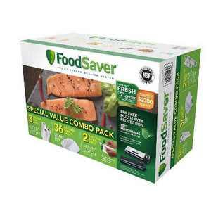 FoodSaver Vacuum Sealer Bags