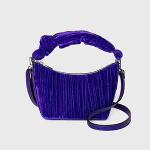 Party Stuffed Knot Handle Crossbody Bag - A New Day