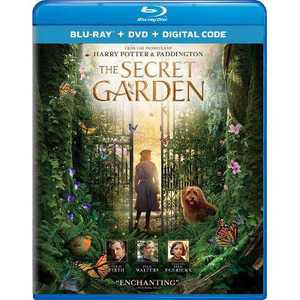The Secret Garden (Blu-ray + DVD + Digital)