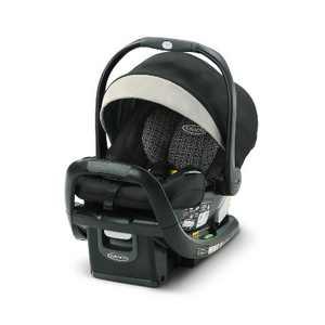 Graco SnugRide SnugFit 35 LX Infant Car Seat with Anti-Rebound Bar