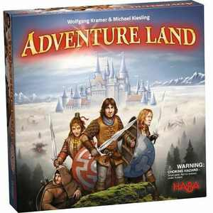 HABA Adventure Land Board Game (Made in Germany)