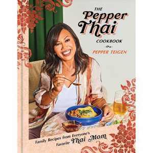 The Pepper Thai Cookbook - by Pepper Teigen & Garrett Snyder (Hardcover)