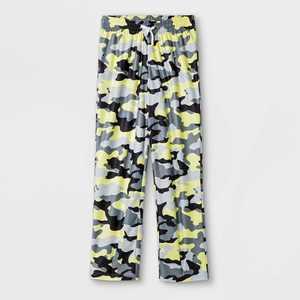 Boys' Camo Pajama Pants - Cat & Jack Gray