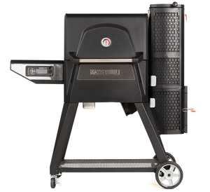 Masterbuilt Gravity Series 560 Digital Charcoal Grill + Smoker in Black