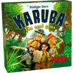 HABA Karuba the Card Game