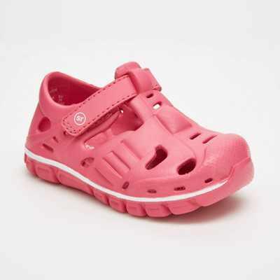 Baby Girls' Surprize by Stride Rite Rider Fisherman Sandals - Pink