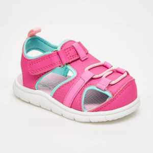Baby Girls' Royal Sandals - Just One You made by carter's Pink